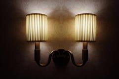 L'ampoule de Lamp Photo libre de droits