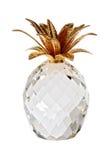 L'ananas di vetro Fotografia Stock Libera da Diritti