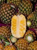L'ananas fresco Fotografia Stock
