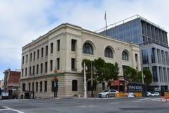 L'ancien bâtiment de Concordia-argonaute, 1 photo stock