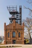 L'ancienne mine de charbon «Katowice» images stock