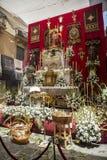 L'Andalusia, festival religioso Fotografia Stock Libera da Diritti