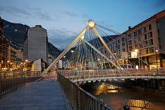 L'Andorra Fotografia Stock