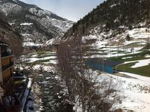 L'Andorra 1 Fotografie Stock