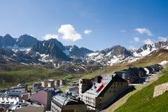 l'Andorre photographie stock libre de droits