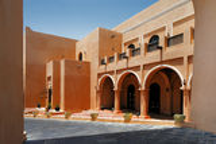 L'anfiteatro di Katara, Doha, Qatar Immagine Stock Libera da Diritti