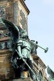 L'ange de War- Niederwald Image libre de droits