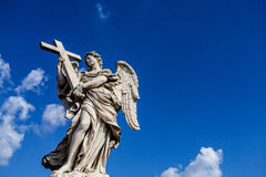 L'angelo Immagine Stock