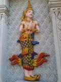 l'angelo della Tailandia Fotografia Stock