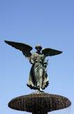 L'angelo delle acque Fotografia Stock