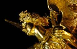 L'angelo di pace a Monaco di Baviera in Baviera fotografia stock libera da diritti