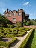 L'anglais Tudor Knot Garden Image libre de droits