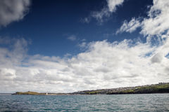 L'Angleterre de la mer Photographie stock