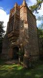 l'Angleterre a ruiné l'abbaye photographie stock libre de droits