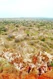 L'Angola immagini stock
