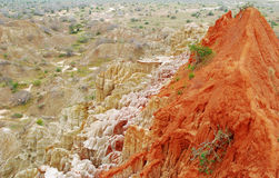 l'Angola Image stock