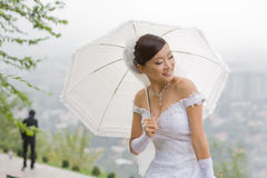 L'anima di un geisha Immagine Stock Libera da Diritti