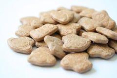 L'animale stampa le pillole Fotografie Stock