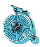 L'annata bikes il tipo 1 Immagine Stock