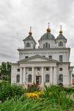 L'anneau d'or de la Russie. image libre de droits