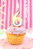 L'anniversaire de jeune fille Image libre de droits