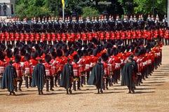 L'anniversaire Parade? de Queen?s. Images libres de droits