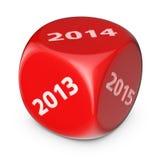 L'anno prossimo Immagini Stock