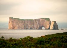 L'Anse-a-Beaufils Royalty Free Stock Photography