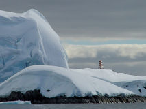 l'Antarctique photo libre de droits