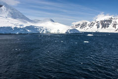 L'Antarctique - paysage Photos stock