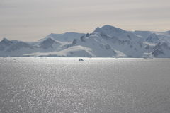 L'Antarctique - paysage Photo libre de droits