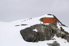 L'Antartide Fotografia Stock
