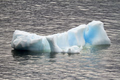 L'Antartide - iceberg Non tabulare Fotografie Stock