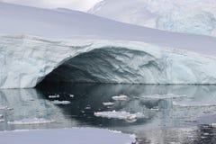 L'Antartide - paesaggio Immagine Stock