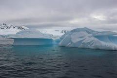 L'Antartide - paesaggio Immagini Stock Libere da Diritti