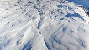 L'antenna lenta rivela delle alpi svizzere archivi video