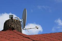 Antenna Fotografia Stock