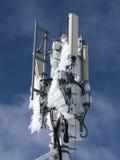 L'antenne Images libres de droits