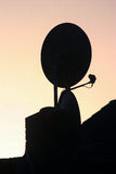 L'antenne photographie stock