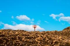 L'antenne Photographie stock libre de droits