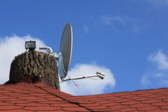 Antenne Photo stock