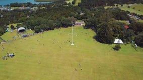L'antenne, Traité de Waitangi fond la casserole lente, 4k clips vidéos