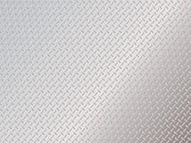 L'anti espace de glissade en métal Image libre de droits