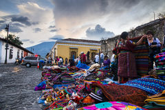 L'Antigua Photo stock