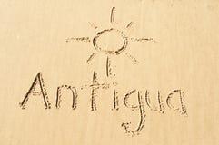 L'Antigua Immagini Stock