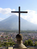 l'Antigua Guatemala Photographie stock