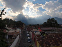 L'Antigua, Guatemala fotografie stock