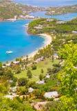 L'Antigua, isole dei Caraibi, porto inglese possa Fotografie Stock