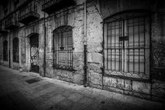 L'Antigua prende la cura del centro della Spagna Fotografia Stock Libera da Diritti