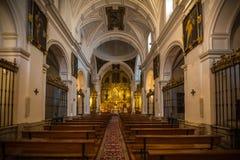 L'Antigua prende la cura del centro della Spagna Fotografie Stock Libere da Diritti